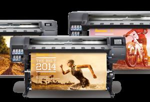 Латексные принтеры
