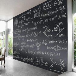 Hexis Blackboard Черная меловая плёнка - фото №12