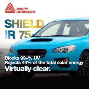 Avery Dennison AWF Shield 75 Атермальная пленка - фото №1